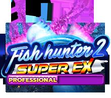 เกมส์ยิงปลา Fish Hunter 2 EX Pro